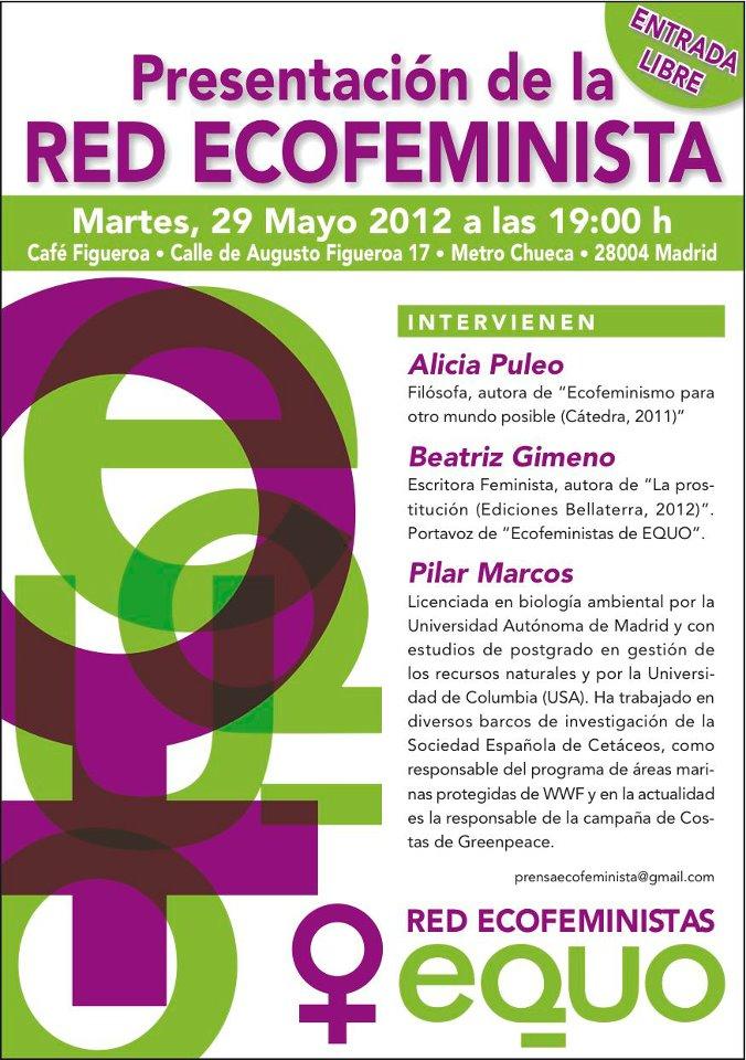 red ecofeministas equo