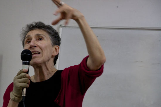 Silvia Federici./ Bárbara Boyero