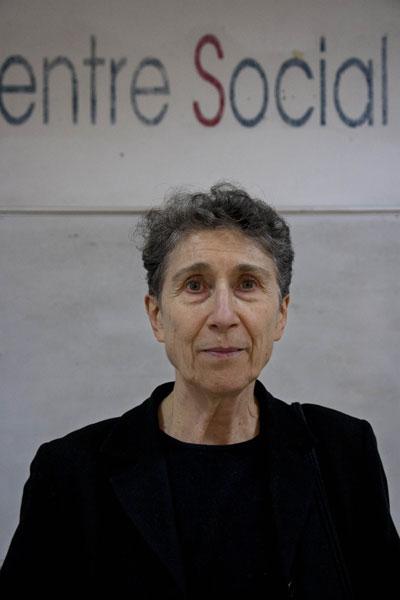 Silvia Federici. /Bárbara Boyero