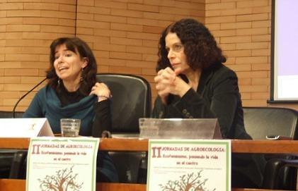 Yayo Herrera y Alicia Puleo