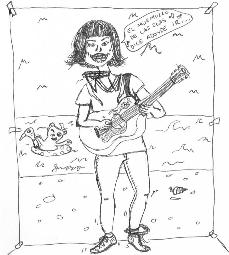 Ilustración de Isa Piqueras