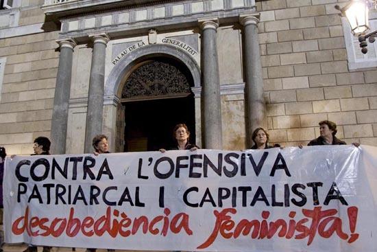 Mientras vivamos en un patriarcado capitalista, la deuda con las mujeres no será reconocida ni, evidentemente, restituida.