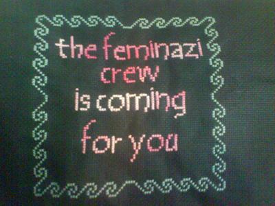 Feminazi Crew