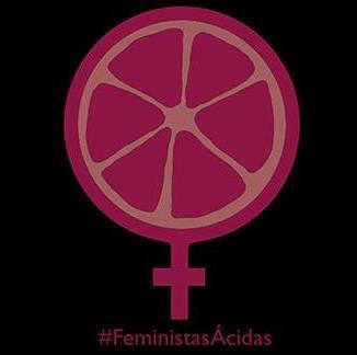 Logo de Feministas Ácidas