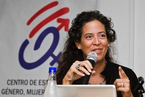 Valeria Esquivel./ J. Marcos