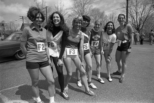 Maratón Boston 1972