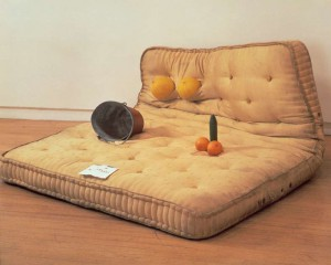 Au Naturel. Sarah Lucas.1994.