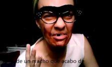 Cejismunda Murillo La protagonista de 'El conejo de Alicia' se convierte en todo lo que los machinazis la han llamado