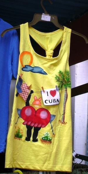 En Cuba son habituales los productos que estereotipan a las negras