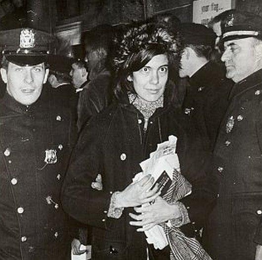 Sontag arrestada