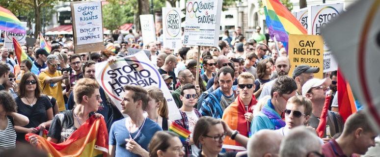 Homofobia y Olimpiadas