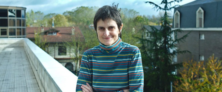 Natalia Navarro. Foto: Aitor Gómez Arribillaga