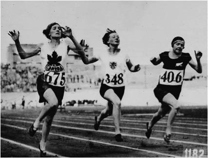 100 metros lisos Amsterdam 1928