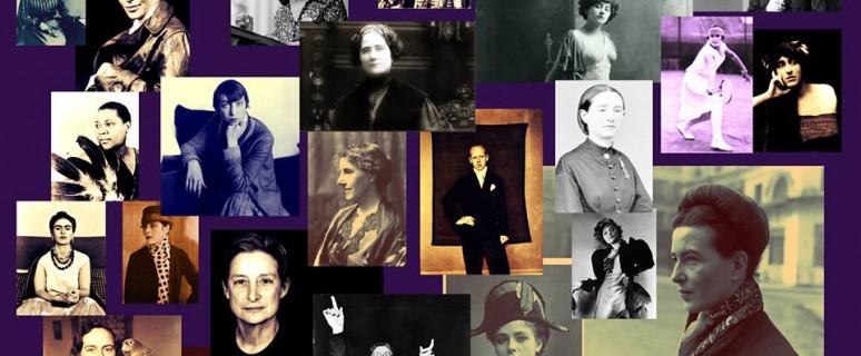 Collage de ancestras