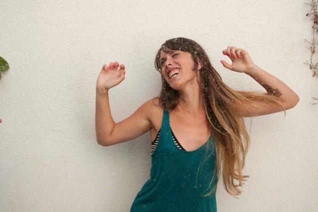 Erika Irusta, fotografiada por Ismael Llopis