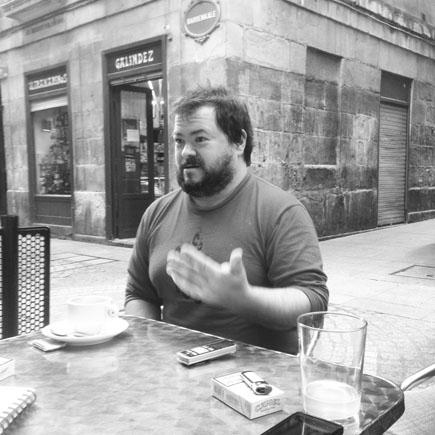 """""""La pluma es la piedra angular del movimiento"""", asegura Jaime Mendia"""