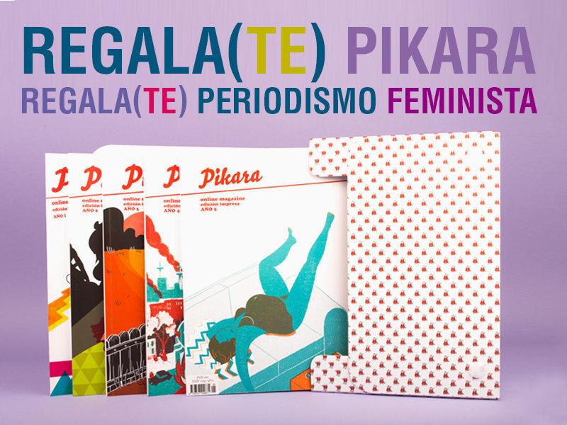 Pikara en papel