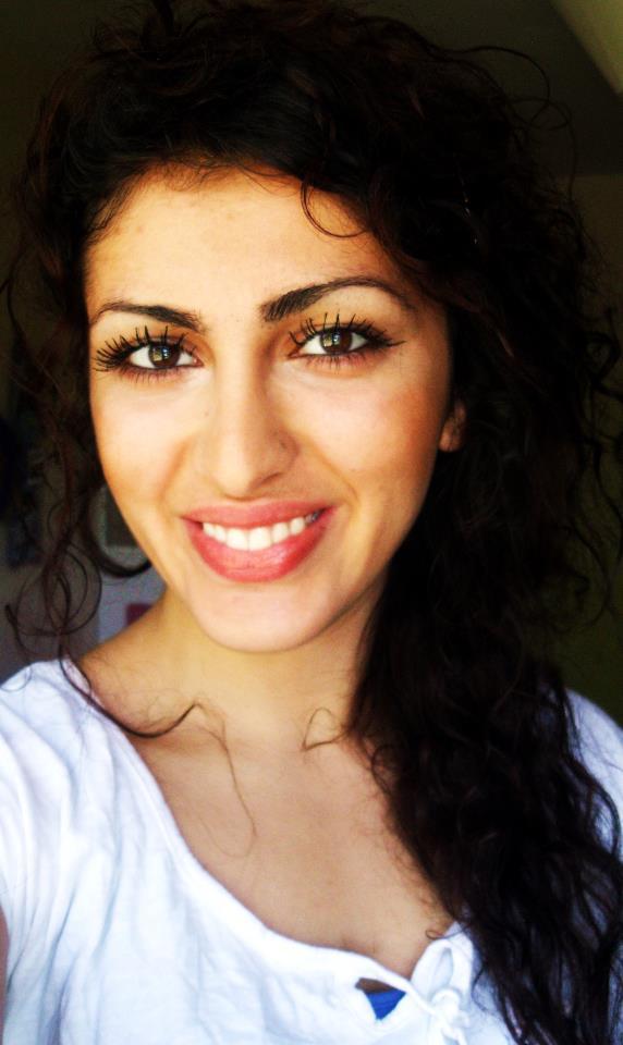 Dilar Dirik, activista kurda. / Foto cedida