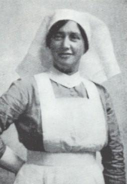Elizabeth O'Farrell, la rebelde irlandesa borrada de la historia rostro 1