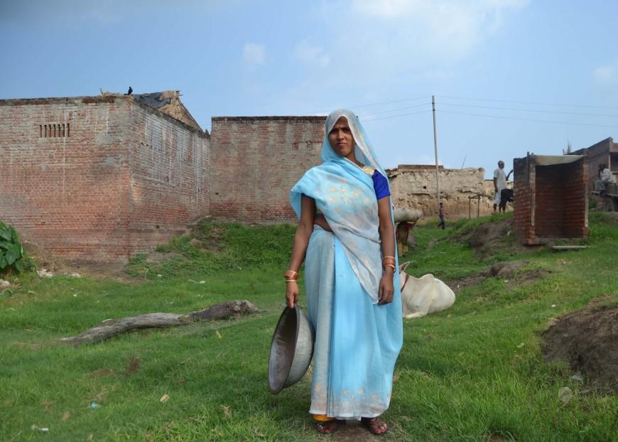 Mujer India Pikara Beatriz Ocampo
