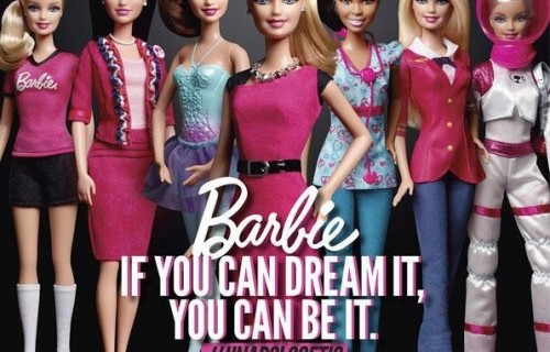Imagen promocional de la nueva colección de muñecas 'You can be'
