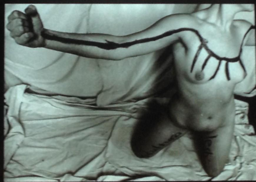 Fotografías del colectivo de lesbianas LSD