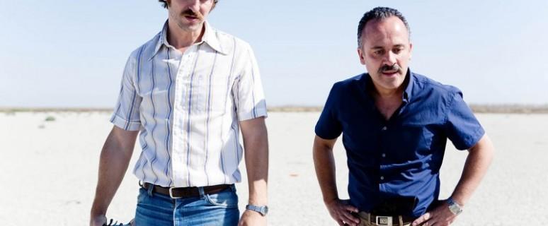 Pedro (Raúl Arévalo) y Juan (Javier Gutiérrez) son los policías que protagonizan 'La isla mínima'