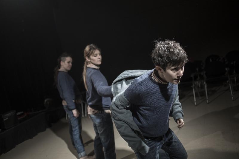 Obra de teatro Limbo