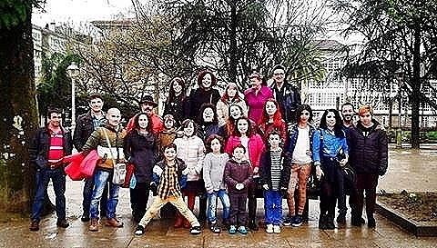 Integrantes de Chrysallis Galicia