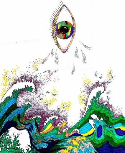 Otra de las ilustraciones de MagnaFranse que contiene 'Coño Potens'