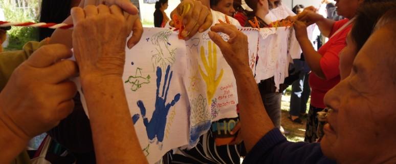 Los autocuidados son política. Las madres de los y las desaparecidos acuden a talleres que les permiten sanar su dolor - Soraya González Guerrero