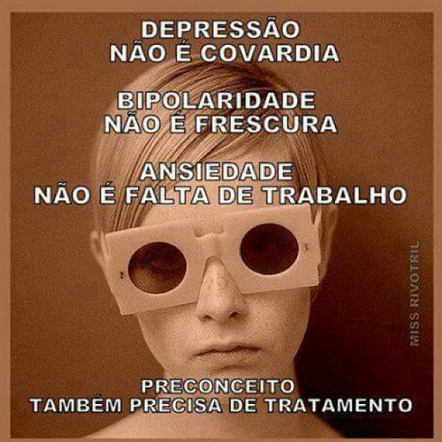 Meme sobre psicofobia
