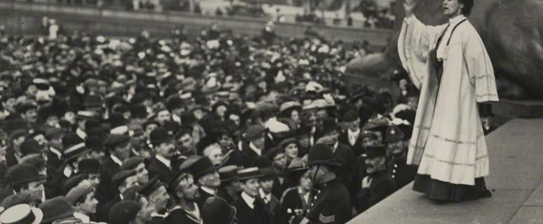 La lluita de les sufragistes britàniques relatada amb èpica
