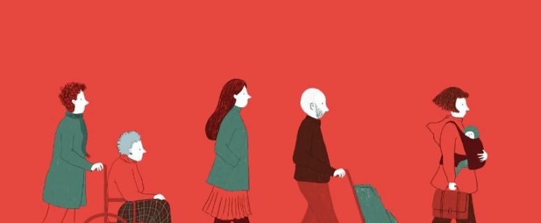 Ilustración de Paula Pé