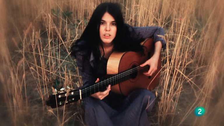 Fotograma de un video emitido en TVE