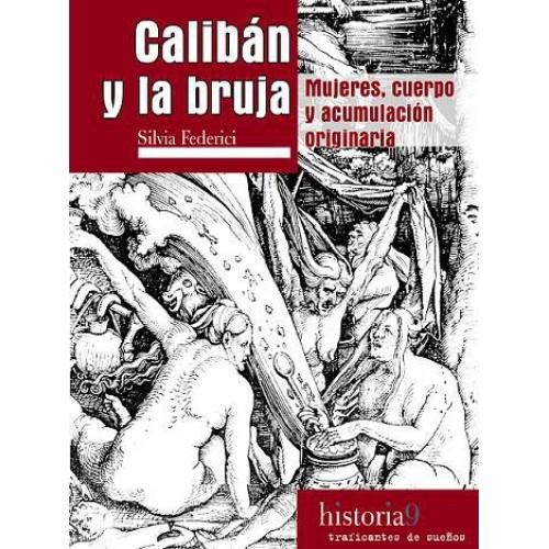 Portada de Calibán y la bruja