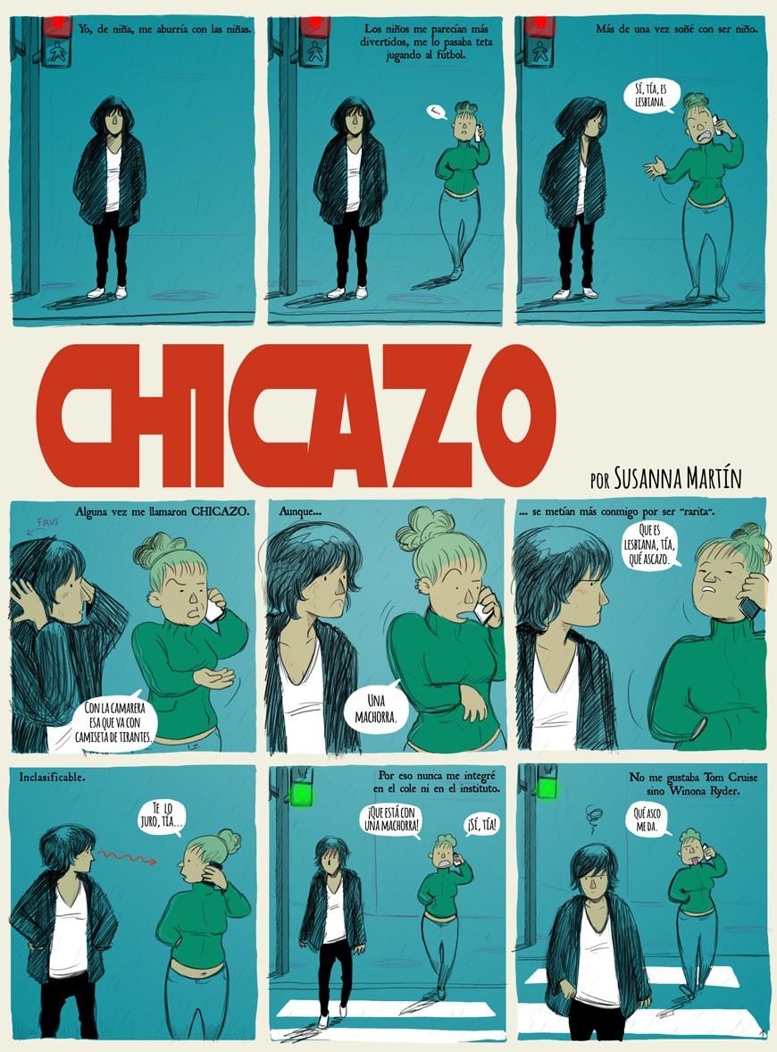 'Chicazo', primera parte