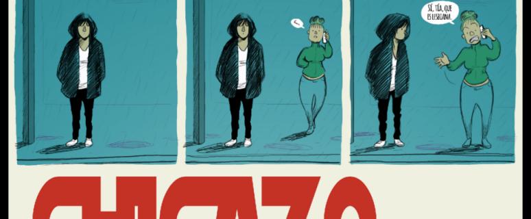 'Chicazo', portada