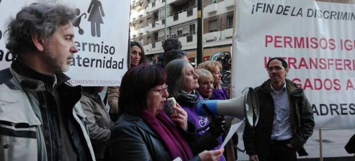Hombres y mujeres que ya no están en edad de quedar embarazadas, madres de otra generación, son las personas que dan voz en los medios y manifestaciones públicas a la PPIINNA