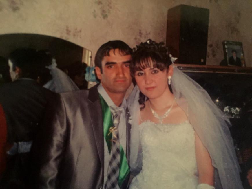 Esta boda fue resultado de un rapto