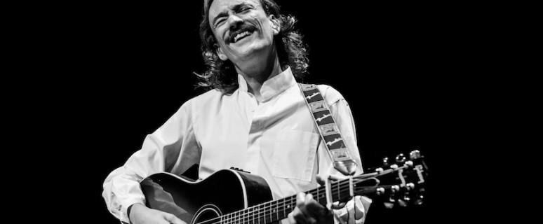 Javier Álvarez en concierto./ Jerónimo Álvarez