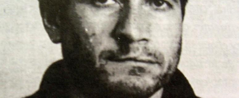 Ficha policial de Florencio Pla, fechada en 1960
