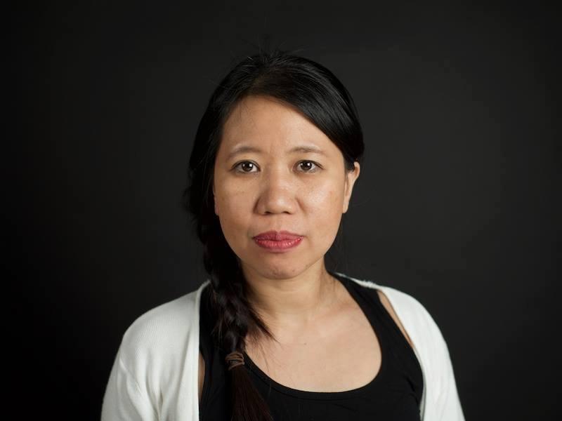 Ma La-arni Ilisan es una mujer filipina que trabaja en Singapur desde hace 13 años./ O.M.
