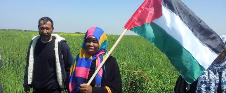 El movimiento de mujeres en Palestina exige la igualdad ante la ley./ Isabel Pérez