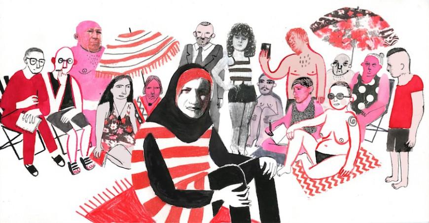 Ilustración: Ana Penyas