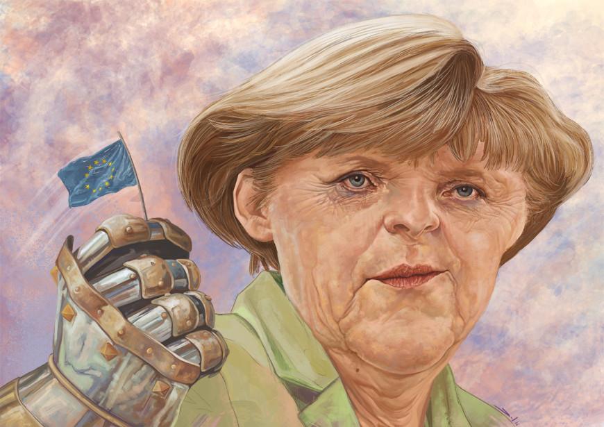 Caricatura de Pol Serra
