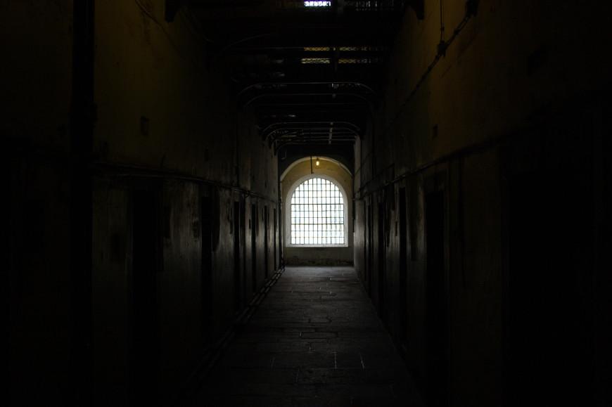 Imagen de una prisión. / Foto: feelsgoodlost en Flickr