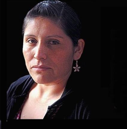Reina Maraz. /Foto: Agencia ANDAR