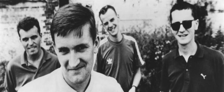 The Housemartins, con sus textos de inspiración marxista y raíz cristiana, fue una de las pocas bandas indies masculinas que defendían postulados feministas./ Derek Ridgers