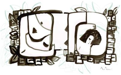 Ilustración de Akesi Martínez para el trabajo de fin de máster de Tania